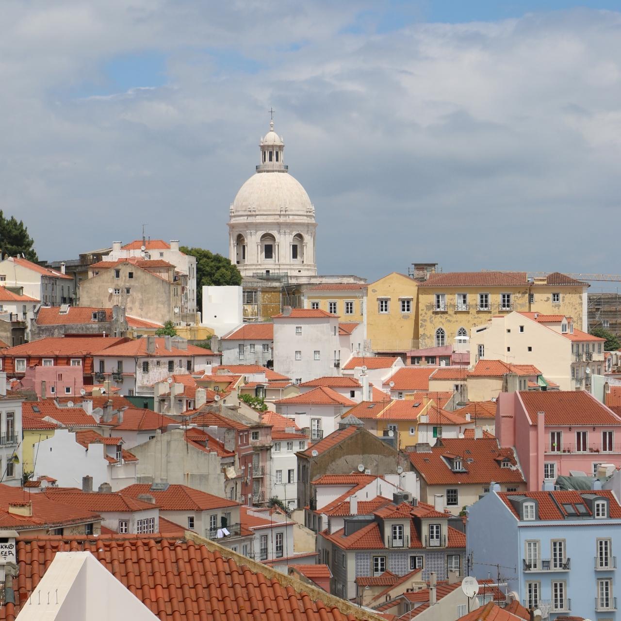 2016 ポルトガルの旅(2)7つの丘の街《...