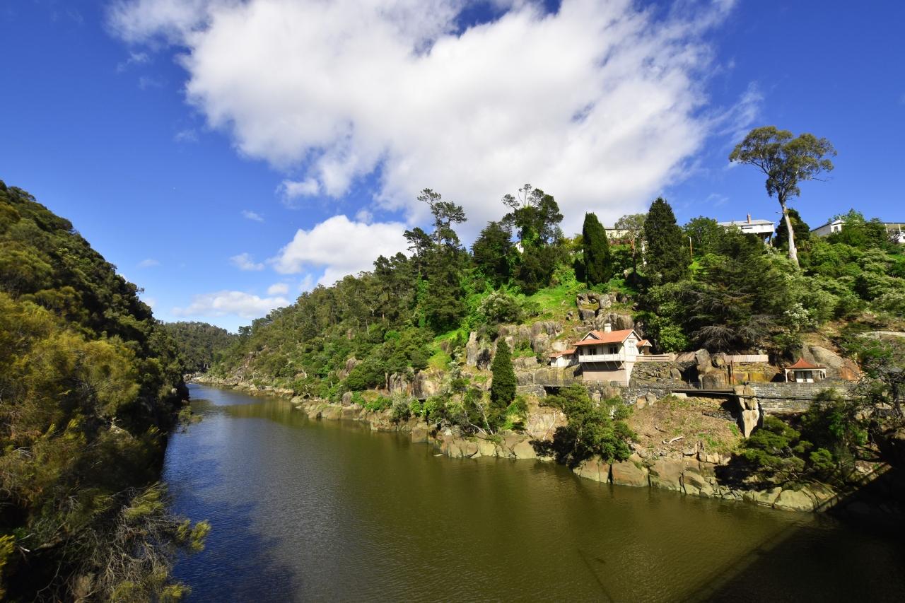 オーストラリア、タスマニア州、ロンセス...