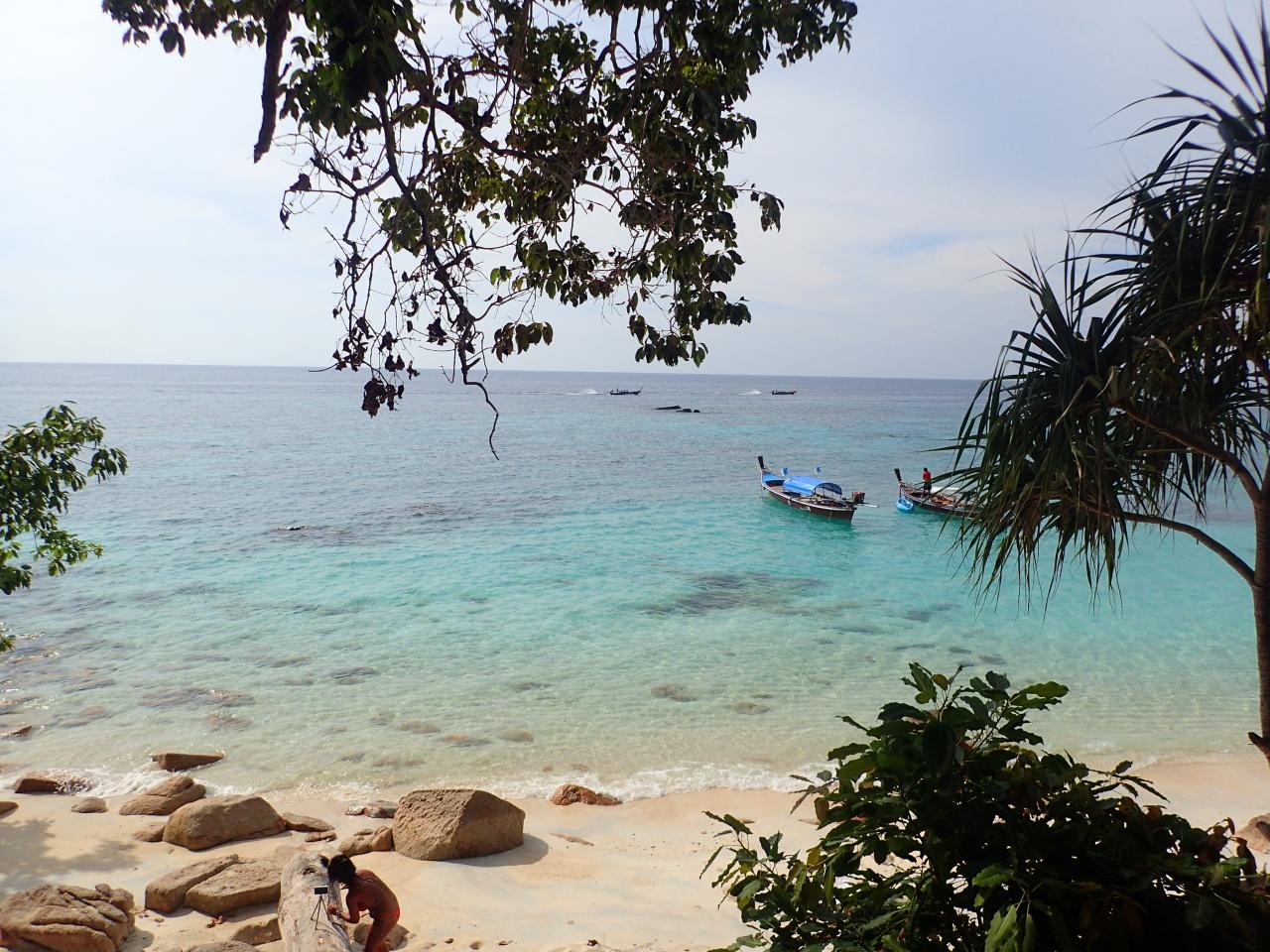 タイ最果ての楽園へ パヤム島・リペ島はしご1人旅♪ ① ドタバタ満載!出発日