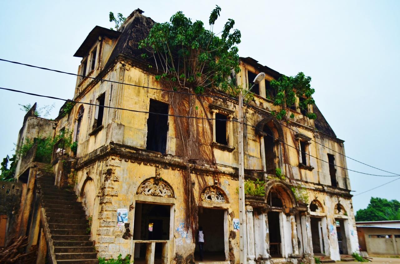 西・中・東部アフリカ10か国を巡る旅−01コ...