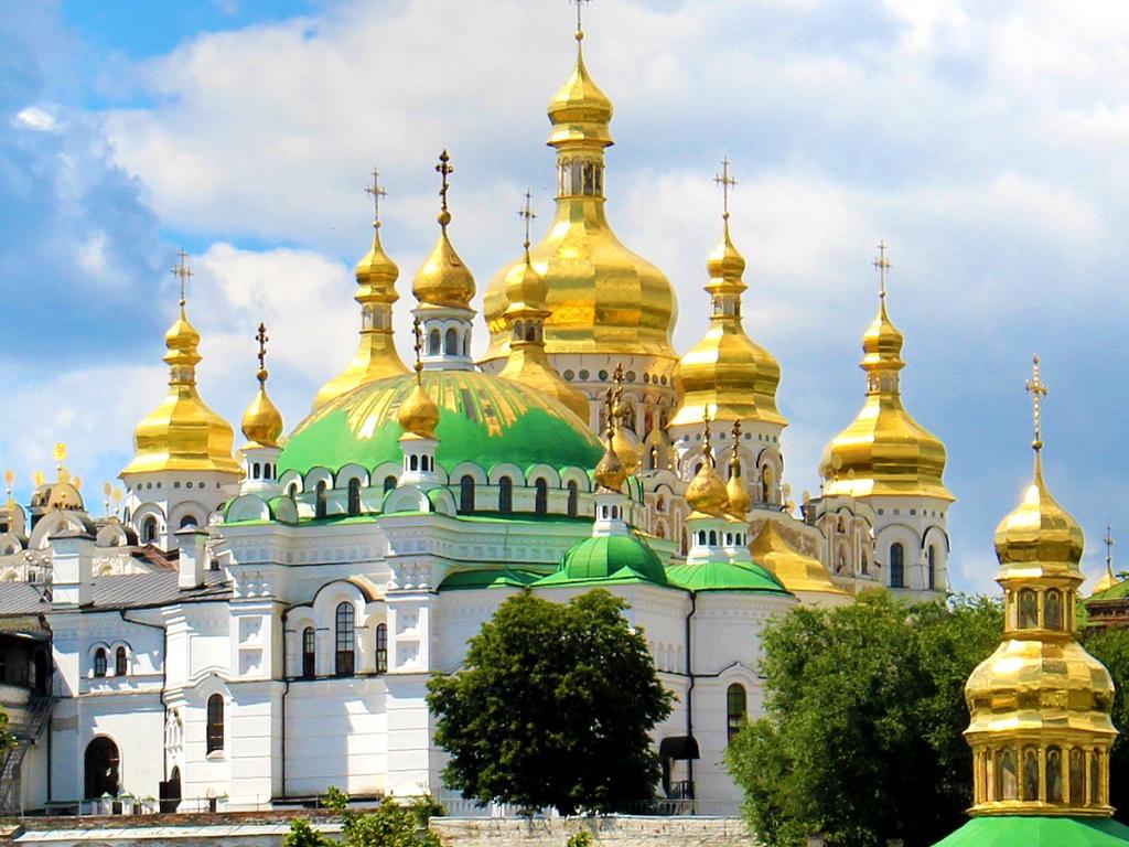 ウクライナ一人旅(1)キエフ街歩き&オフ会...
