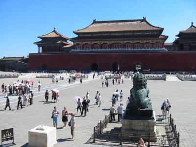 北京の写真