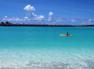 ボラボラ島の写真