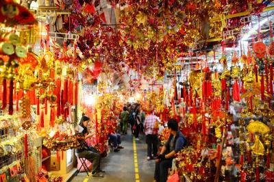 香港の写真
