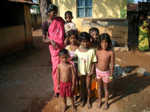 『南インド タミル・ナドゥ 農村地帯の旅』 [イ...