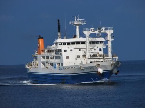 「キング オブ 何もない島」トカラ列島2---悪石島
