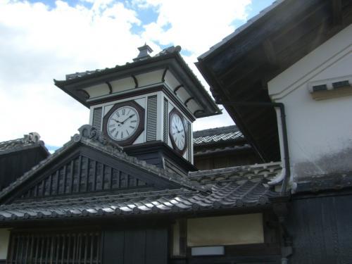 徳島・高知1,500kmドライブの旅:野良時計