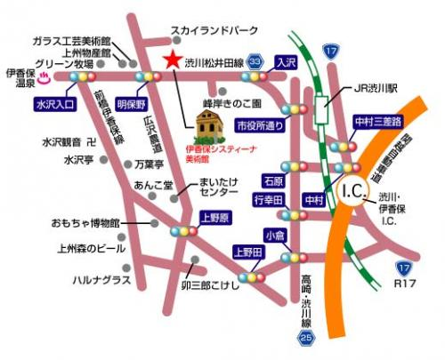 2005.04伊香保システィーナ美術館(トリックアート)
