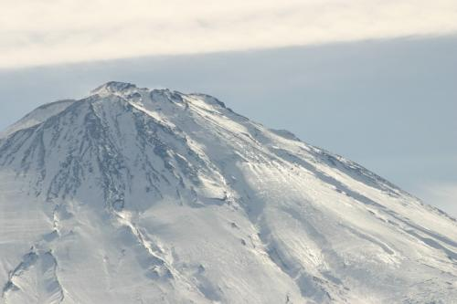 冬の富士山一周ドライブ