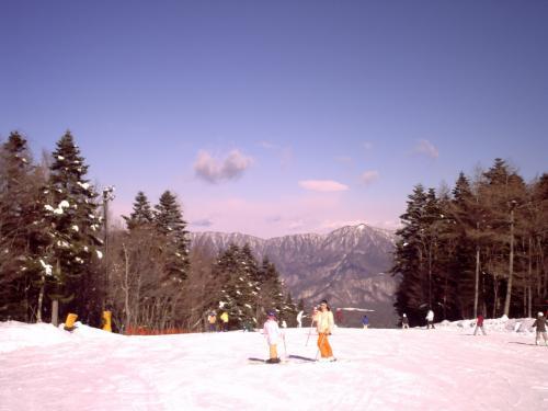 スキー&アウトレット第2弾!&イルミネーション