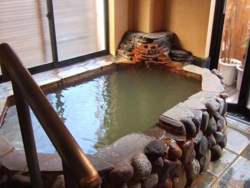 遠刈田温泉のお洒落な貸切風呂 ...