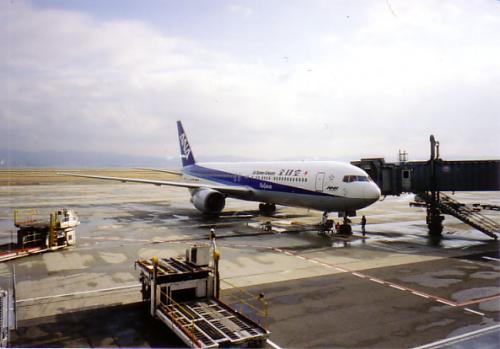 2003 韓国から行く 対馬
