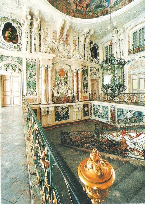 『ケルン大司教の宮殿 アウグストゥスブルク城 ~2007年8月 ...