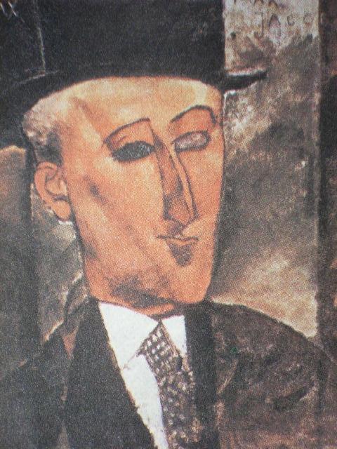 【「マックス・ジャコブの肖像」アメデオ・モディリ... 『2007年夏(パリの旅日記2)・・・強