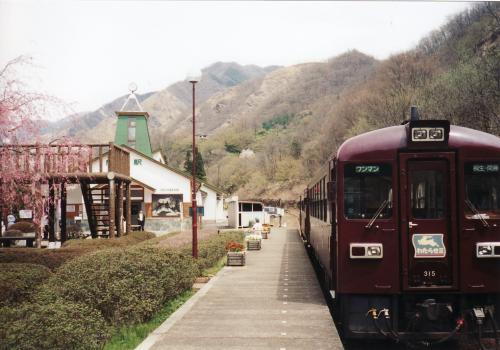 わたらせ渓谷鉄道と群馬県東部の私鉄