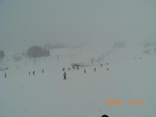 2008 2月六日町スキー