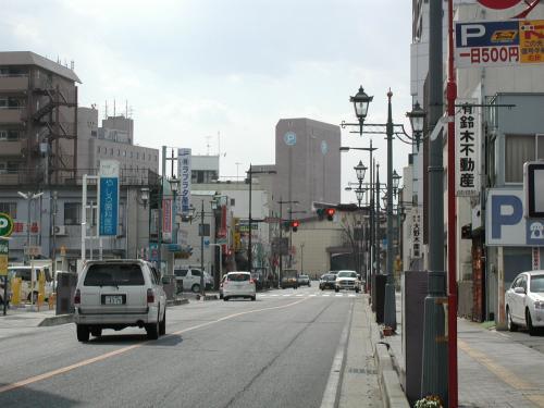 中仙道を歩く・・・本庄宿