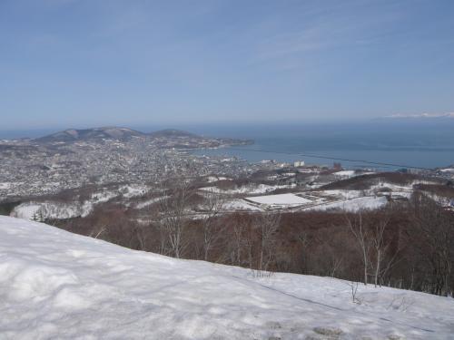 早春の北海道2泊3日の旅 《その12》中山峠~三階滝編