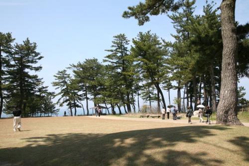 車で北陸-01 ★尼御前岬・千里浜なぎさドライブウェイ