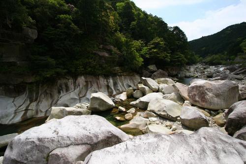 世界遺産 熊野古道周辺の見どころ、 紀北町-熊野市間の寄道2008