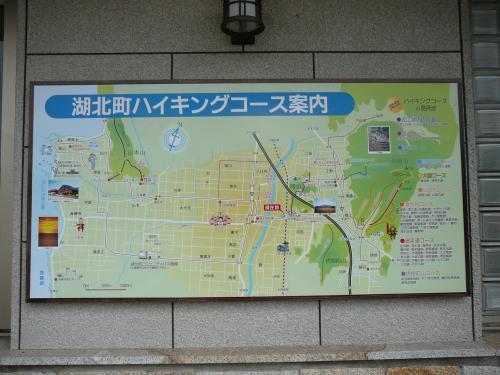 戦国武将の夢の跡を散策:JR河毛駅