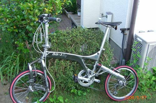自転車の 台湾 自転車 一周 旅行 : 携行した自転車です。持ち主の ...