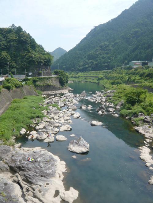 滝紀行◆奈良県川上村の5ヶ所の滝(大滝・蛇滝・岩戸の滝・御船の滝・大曲滝)