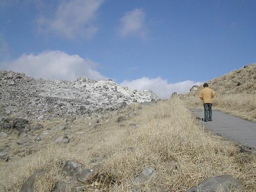 鹿児島、熊本温泉の旅。。。その3「韓国岳」(カラクニダケ)