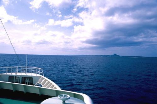 伊江島と水納島への旅