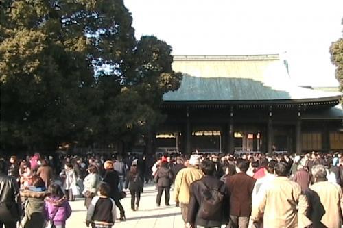 2009・1月・東京見物