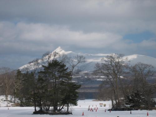 冬の函館と森&鹿部