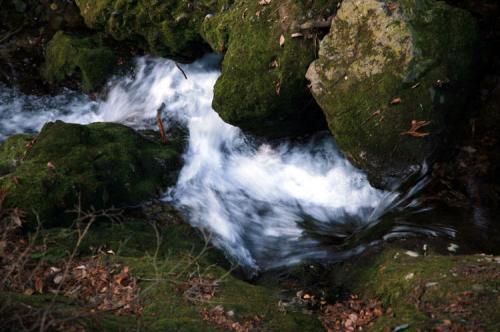 小さな旅●鳳来 2/2 冬の阿寺の七滝・子宝伝説