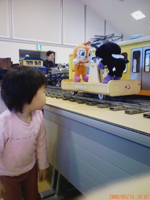 ものづくりセンターと無我苑(碧南市) 2009年3月