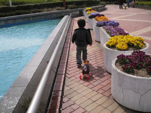 2009年お花見の旅