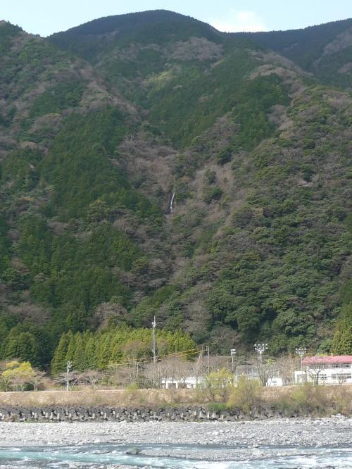 日本の滝百選『安倍の大滝』◆静岡の滝紀行【その2】