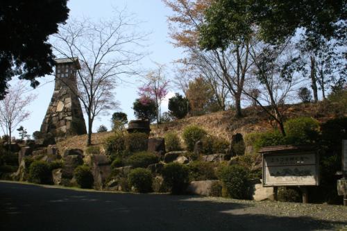 ひとり旅 [506] 神ノ倉山公園?<さくらまつり&パラグライダ−>広島市安佐北区