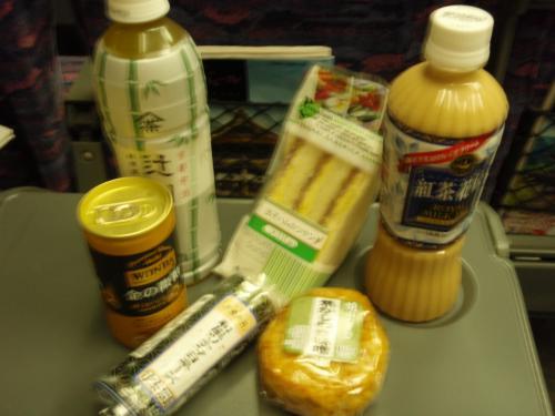 (1)ちゃむたのチェジュ旅行2009~食いしんぼう夫婦、済州島へ行く!出発編~セントレアへ