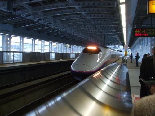 正月パスで特急列車を堪能する旅