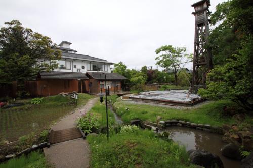 石川県 金沢の奥座敷 辰口温泉旅行と権現の森