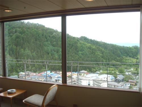 マダムツアー2009 東山温泉と雨の大内宿