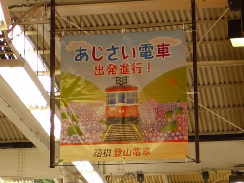 バスで行く、初夏の箱根ゴールデン周遊