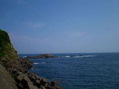 海は広いな、大王崎。