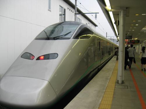 JR東日本で行く東北(その2)