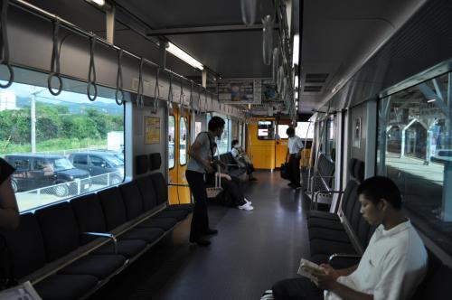大牟田出張旅行8-八代から大牟田へ