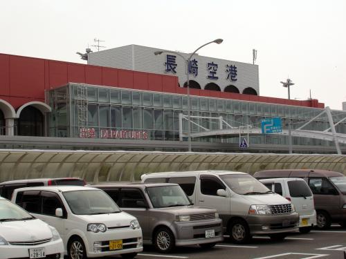 ドライブ (長崎空港) 小旅行