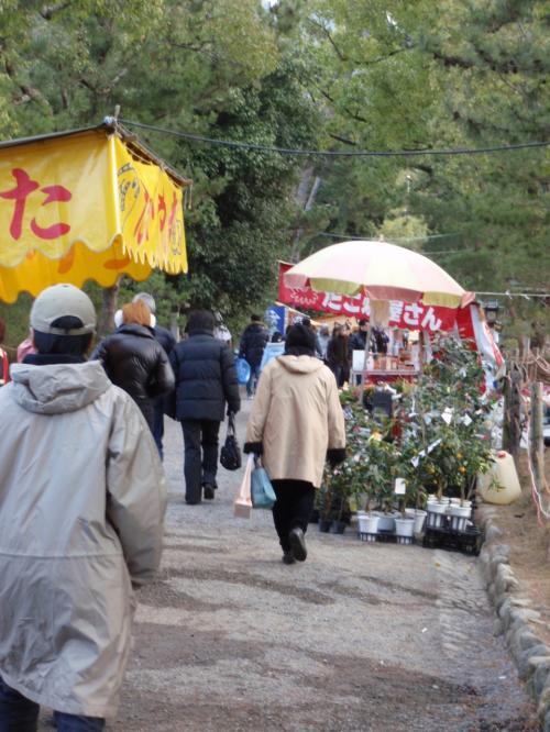 三輪さんへお参りに「大神神社・狭井神社・久延彦神社」