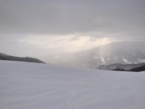 2010年冬 オジロ・スノーリゾートで初滑り