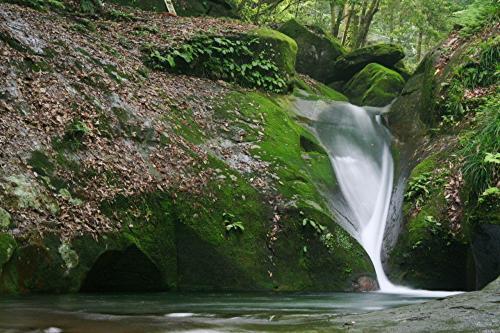 水すだれ探訪 #52~奈良県(5)~鎮竜滝(宇陀市)