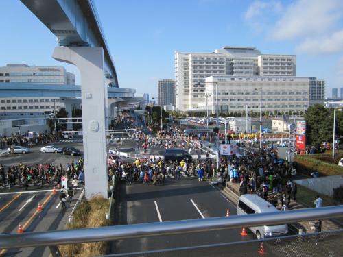 2010.2月28日 2010東京マラソン ...
