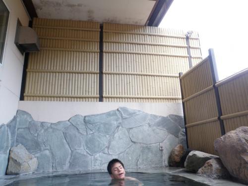 2010年3月 1泊2食付9800円のお宿 3度目の うたゆの宿箱根 1泊目のお食事と貸切風呂編